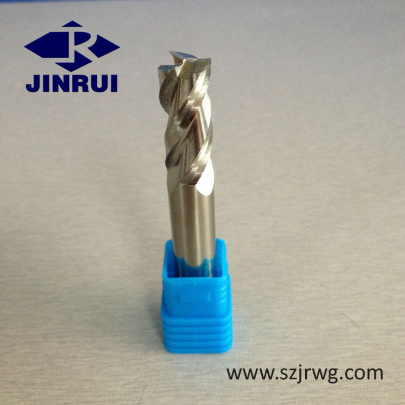 TCT Core Millings/Super Sharp Solid Carbide Endmill for Aluminum Cutting/CNC Tapered cutting tools