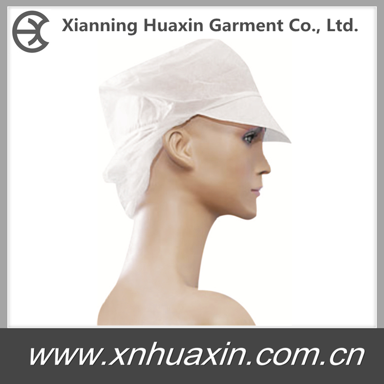 HXC-08:Snood Cap, working cap