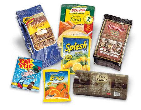 Snack Food Packaging Bags