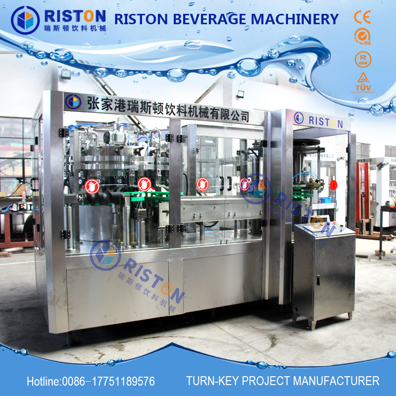 juice canning filling machine with good quality