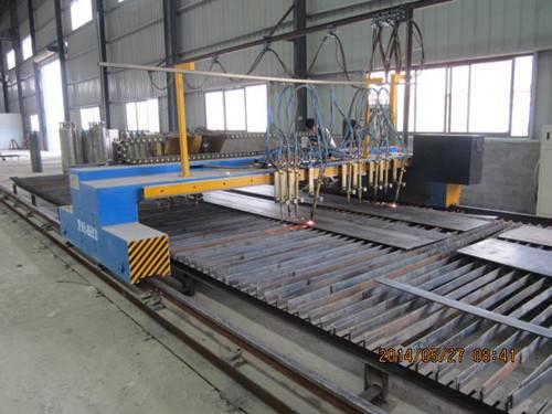 CNC Multi-head Strip Cutting Machine