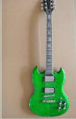 SG400 guitar