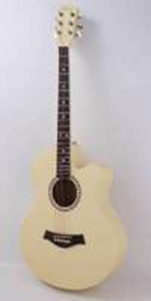 zym60 Musical Instrument  Sunburst Classical Guitar