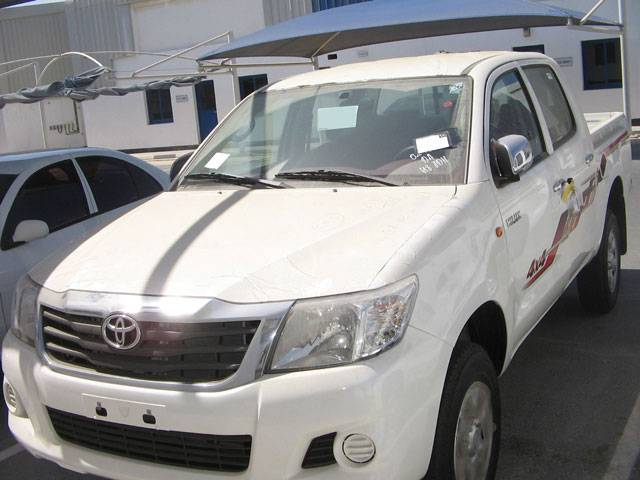 Toyota Hilux DC 2.5 LT Diesel Manual with AB ABS - MPID1685