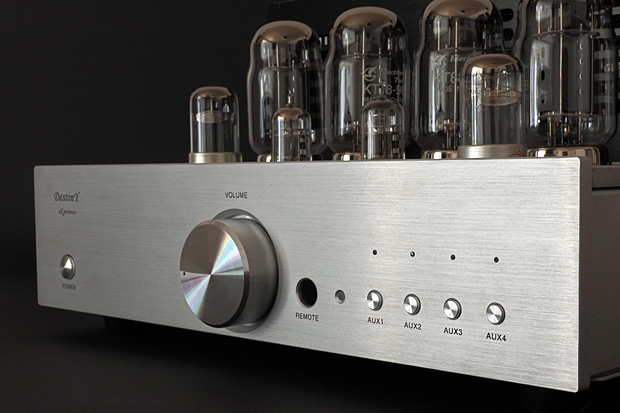 Tube Amplifier  Supreme Series  eXperience