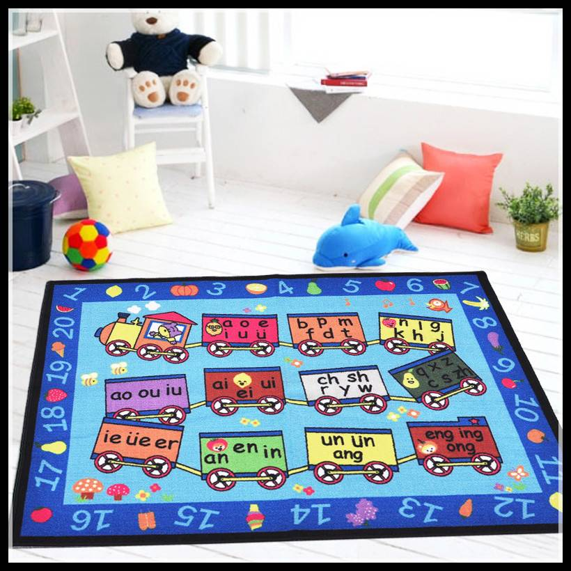 Kids Piles / Logo Mat China Supply,kids area rug