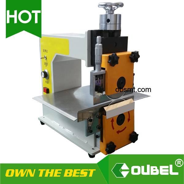 V cut pcb separator/pcb depaneling machine