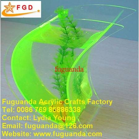 Fuguanda acrylic fish tank