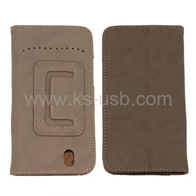 Leather Case for Acer A100 (KCLC-2052)