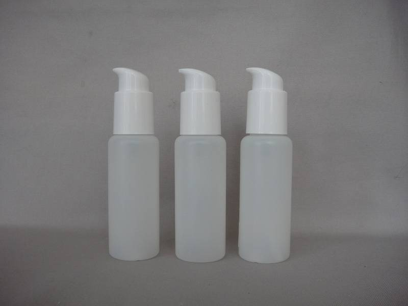 plastic bottle ,cosmetic packaging ,skin care cream bottle