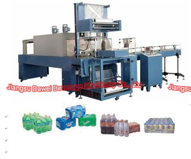 Auto film shrink wrapping packagage ( T type)