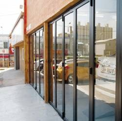 Smart Folding Door  (Repair shop type)