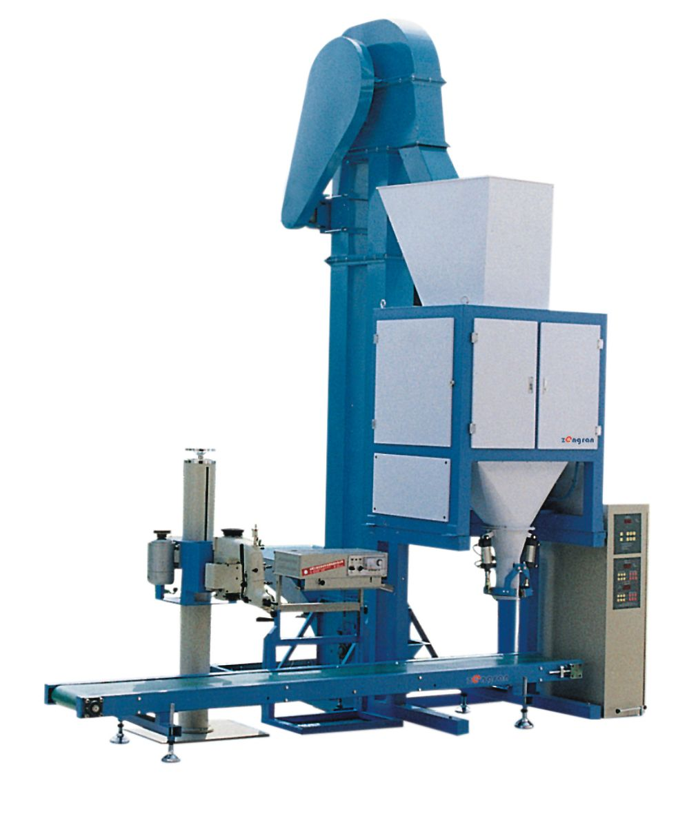 Semi-Automatic 5-25kg Weighing Packaging Machine(CJD50K-S25)