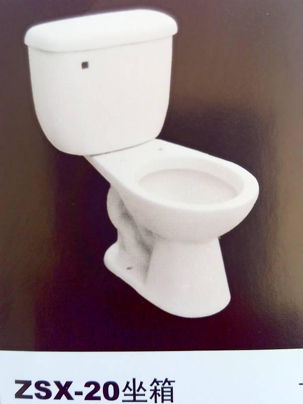 Two Piece Toilet Zsx-20
