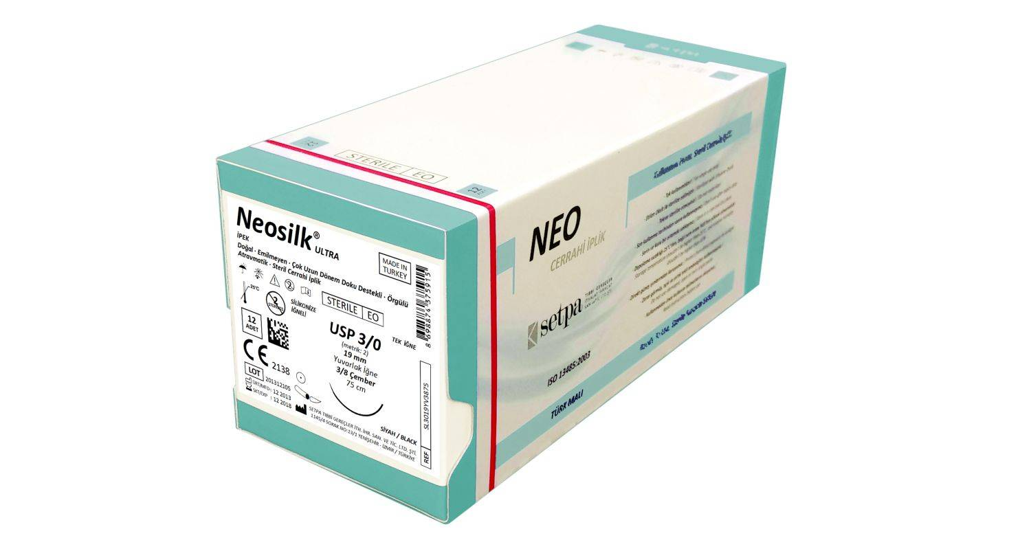 NEOSILK Ultra Silk Suture