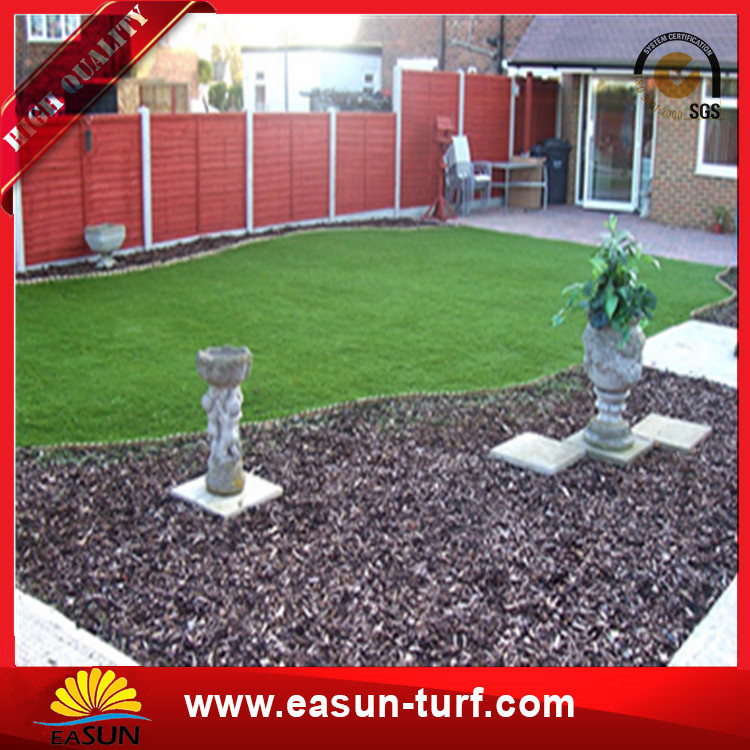 High density cheap artificial synthetic football turf grass-Donut