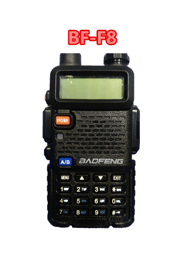 HOT SALE Portable BAOFENG BF-F8 dual band two way radio walkie talkie