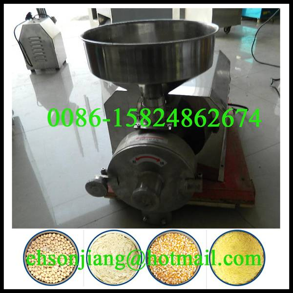 hot selling factory price corn maize flour grinder mill corn maize grinder