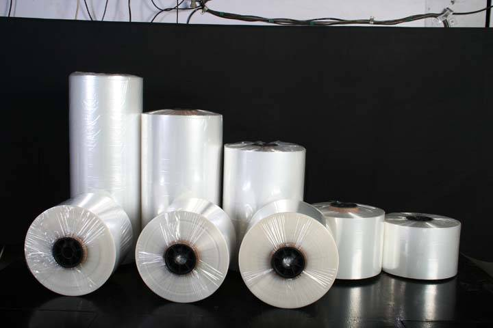 High quality polyolefin shrink film/food shrink film
