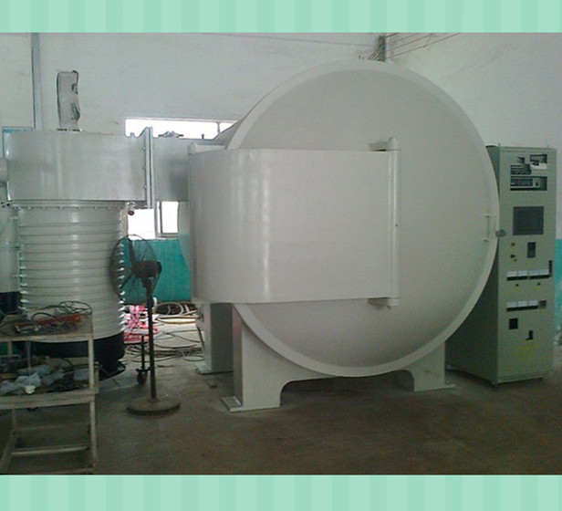 China Supplier Industry PVD Vacuum Coating Machine