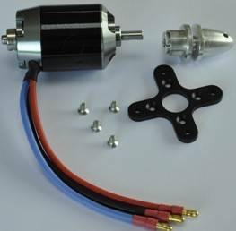 D3525 Outrunner brushless Motor