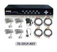 China supplier of cctv camera kit surveillance equipment  security products