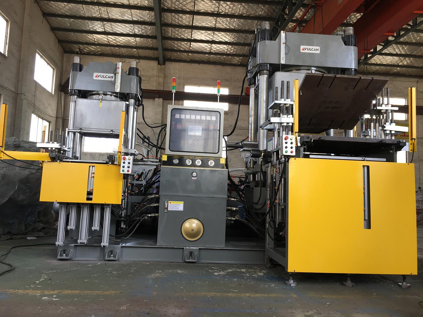 Vacuum Rubber Press,Vacuum Rubber Compression Molding Machine,Vacuum Rubber Molding Machine