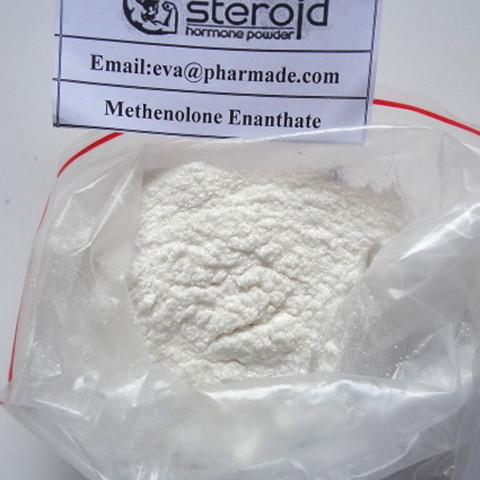 Methenolone Enanthate bodybuilding steroids powder supplier with safe shipping to USA UK