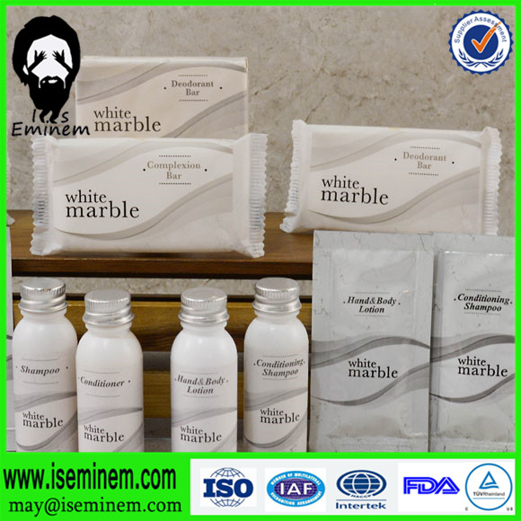 Exquisite Disposable hotel amenities