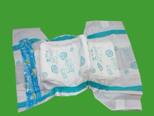 Name brand sleepy baby diaper