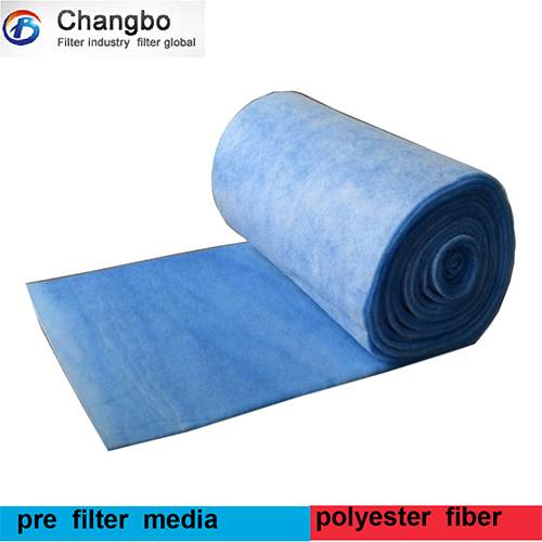 G3 white and blue  air conditioning filter roll