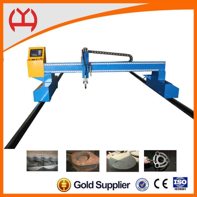 Heavy gantry cnc palsma cutting machine