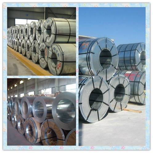 Wholesale China galvanized cold-rolled steel coil