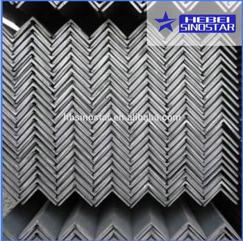 unequal steel angle / angle steel / angle bars