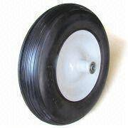 pu foam tire 350-8