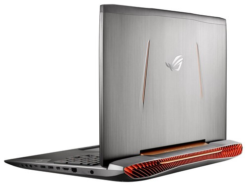 "Asus G752VYDH78K - ROG 17.3"" Laptop - Intel Core i7 - 64GB Memory - 1TB Hard Drive"