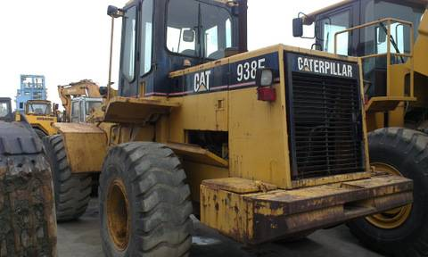 Caterpillar Wheel loader 938F