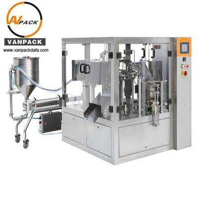 Liquid Pre-made Bag Packing Machine(VP-1000YB)