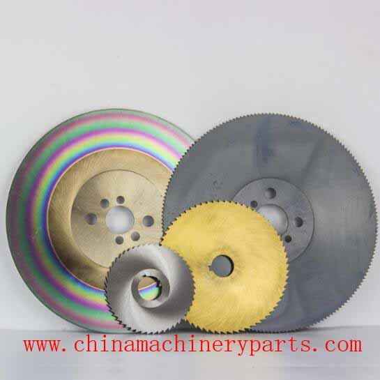 HSS DM05 M2 M35 Circular saw blades for metal cutting