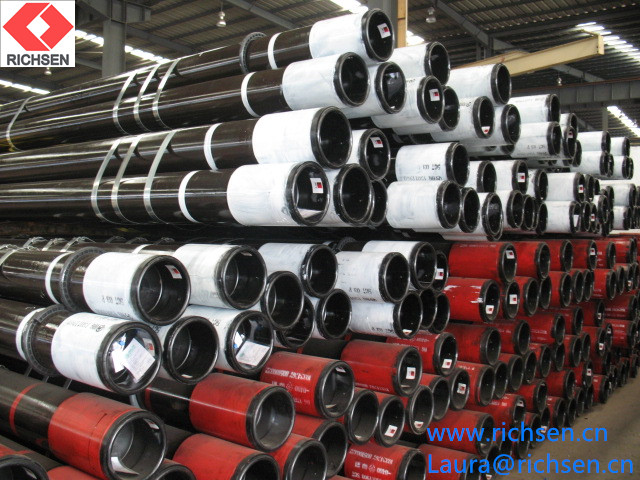 5- 1/2'' oil casing pipe and tubing octg