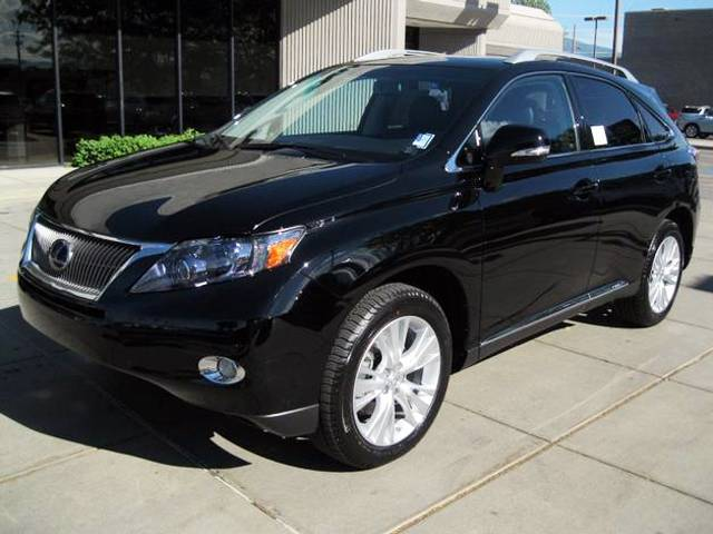 2012 Lexus RX 450h AWD Hybrid SUV for export to Vietnam!