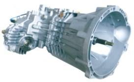 TFR54 4*4 Automotive Transmission