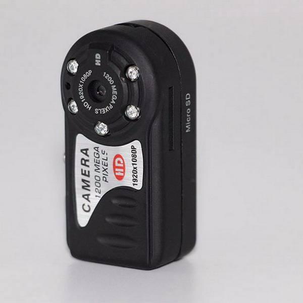 C90 1080P Night Vision Metal Boday Mini Camcorder Mini DV DVR Video Recorder Micro Cam