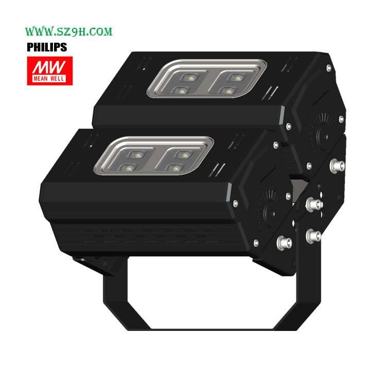 12w single lamp beads LED flood light 120w