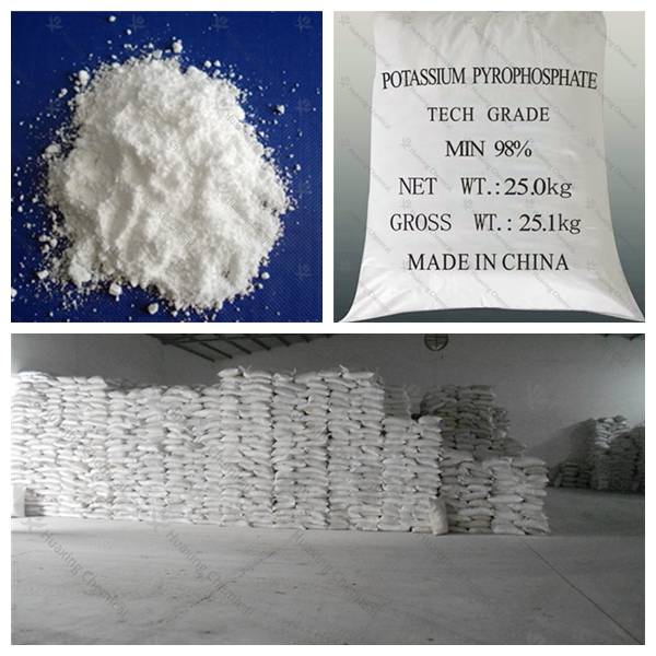 Price for TKPP tetra potassium pyrophosphate,CAS 7320-34-5 FACTORY