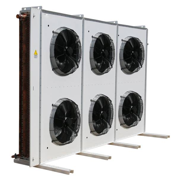 Glycol dry cooler