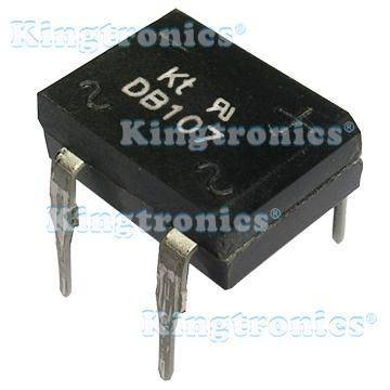 Kingtronics Kt bridge rectifier DB107