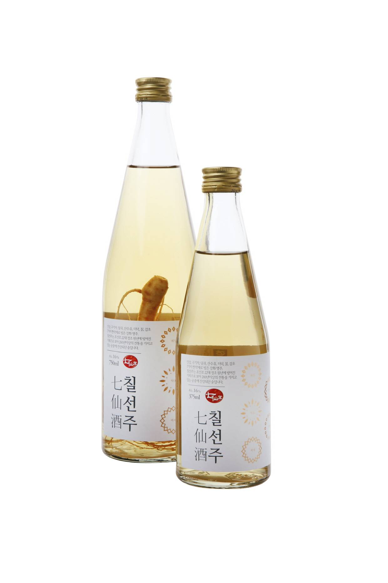 KOREAN TRADITIONAL LIQUOR (CHILSUNJU)