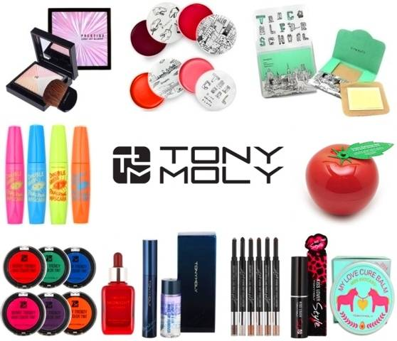 TonyMoly Korean Cosmetics