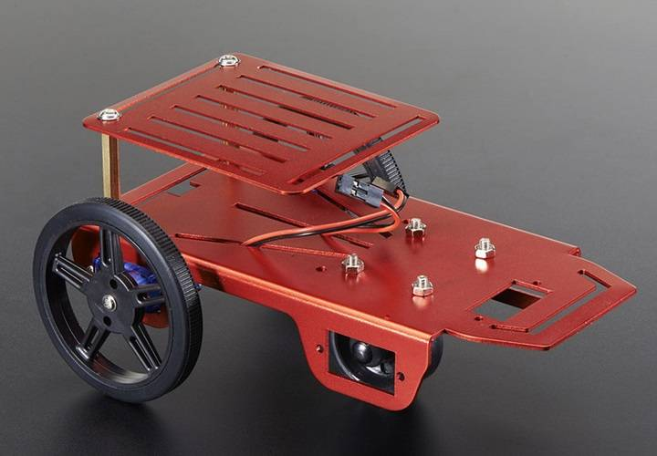 Feetech  2 WD Drive Educational Robot Chassis for Arduino